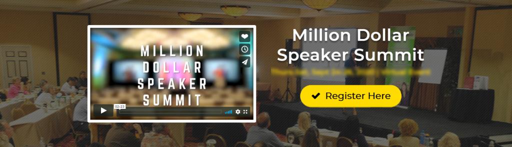 Million Dollar Speaker Summit