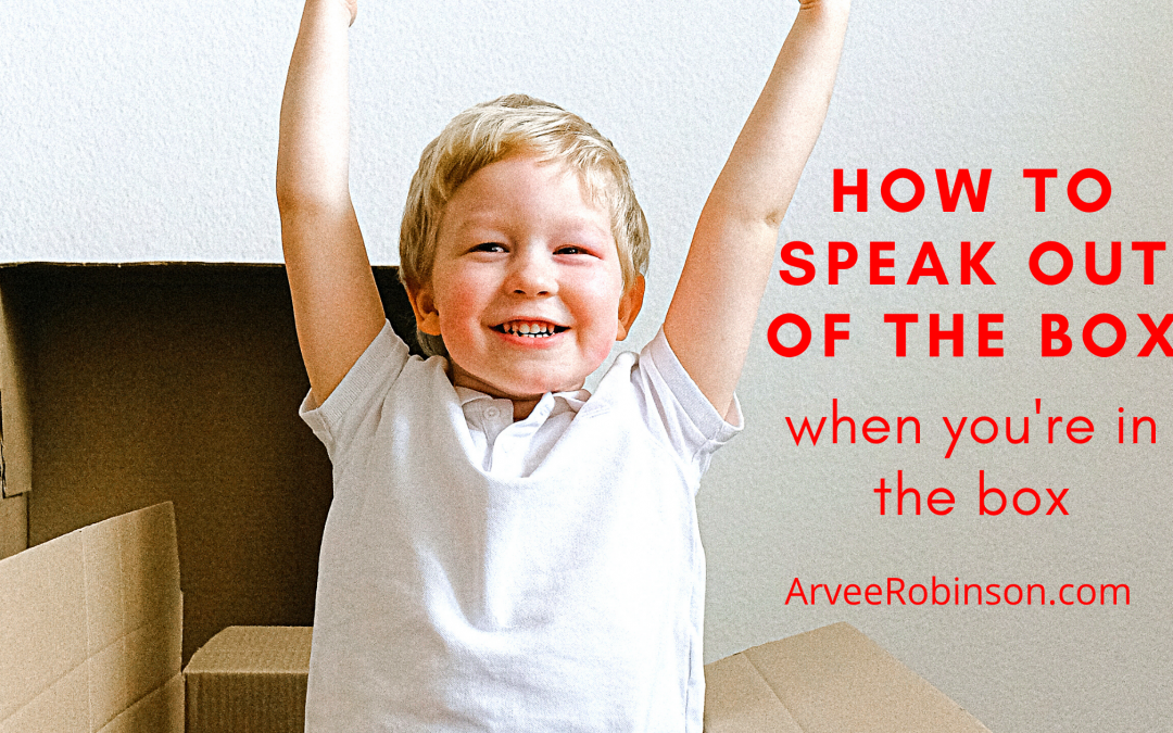 get trained to speak