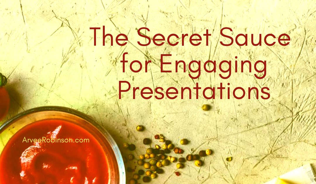 Acronyms: My Secret Sauce for Engaging Presentations
