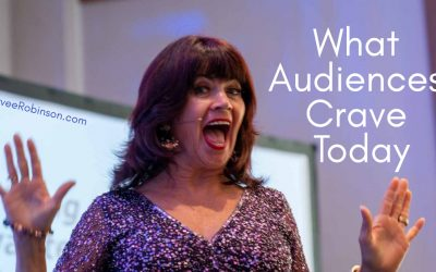 What Audiences Crave Today
