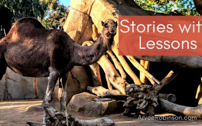 Share Stories with a Lesson