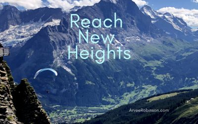 Get High on Public Speaking (And Reach New Heights)