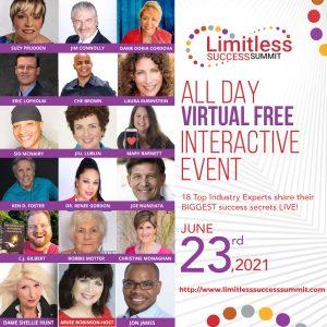 graphic design for virtual event