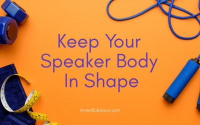 How To Keep Your Speaker Body in Tip Top Shape
