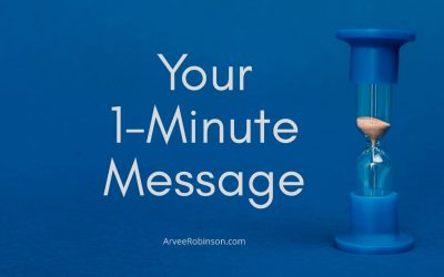 Your One-Minute Message